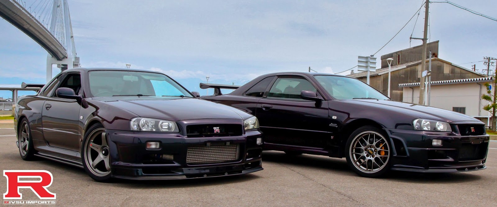 Moon Shot The Race To Legally Import R34 Skylines To The Us 23gt