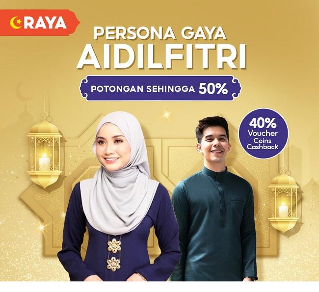Promosi Raya Shopee