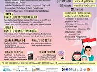 Lomba Puisi Nasional Indonesiaku Kini 2019 di Event Hunter Indonesia