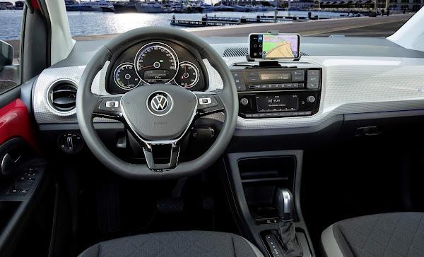VW e-Up! elétrico chega ao Brasil em 2021 com preço ~ R$ 100 mil
