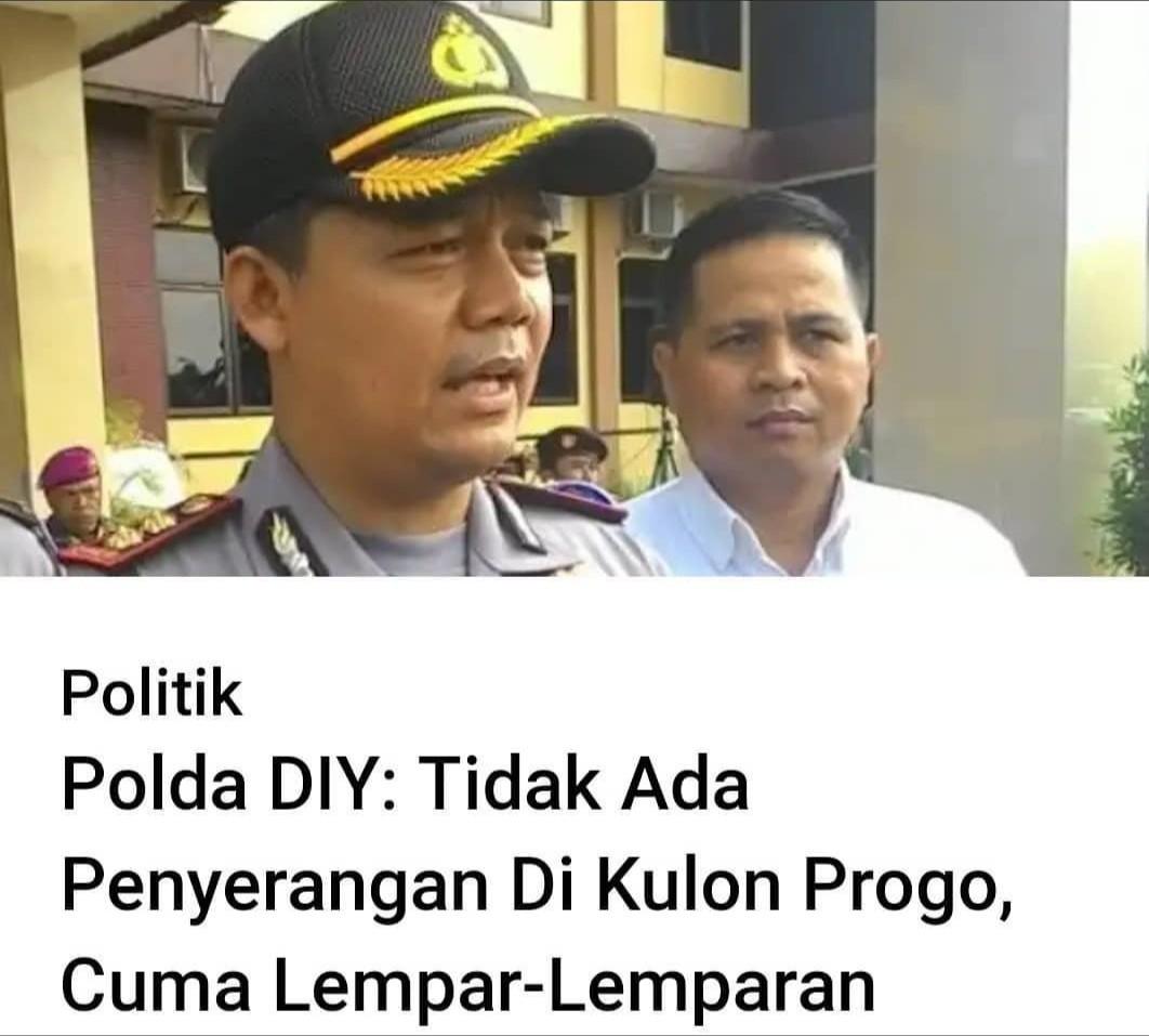 Polisi Sebut Tak Ada Penyerangan Kantor FPI, Cuitan KH Tengku Menohok