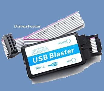 Altera-USB-Blaster-ii-Driver-Windows-10
