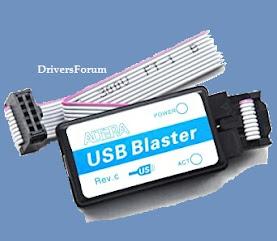 Altera USB-Blaster ii Driver
