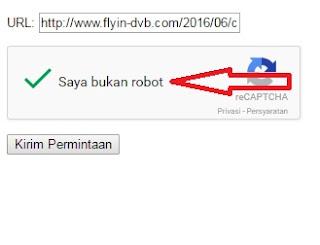Cara Submit Url Artikel Ke Webmaster Tools
