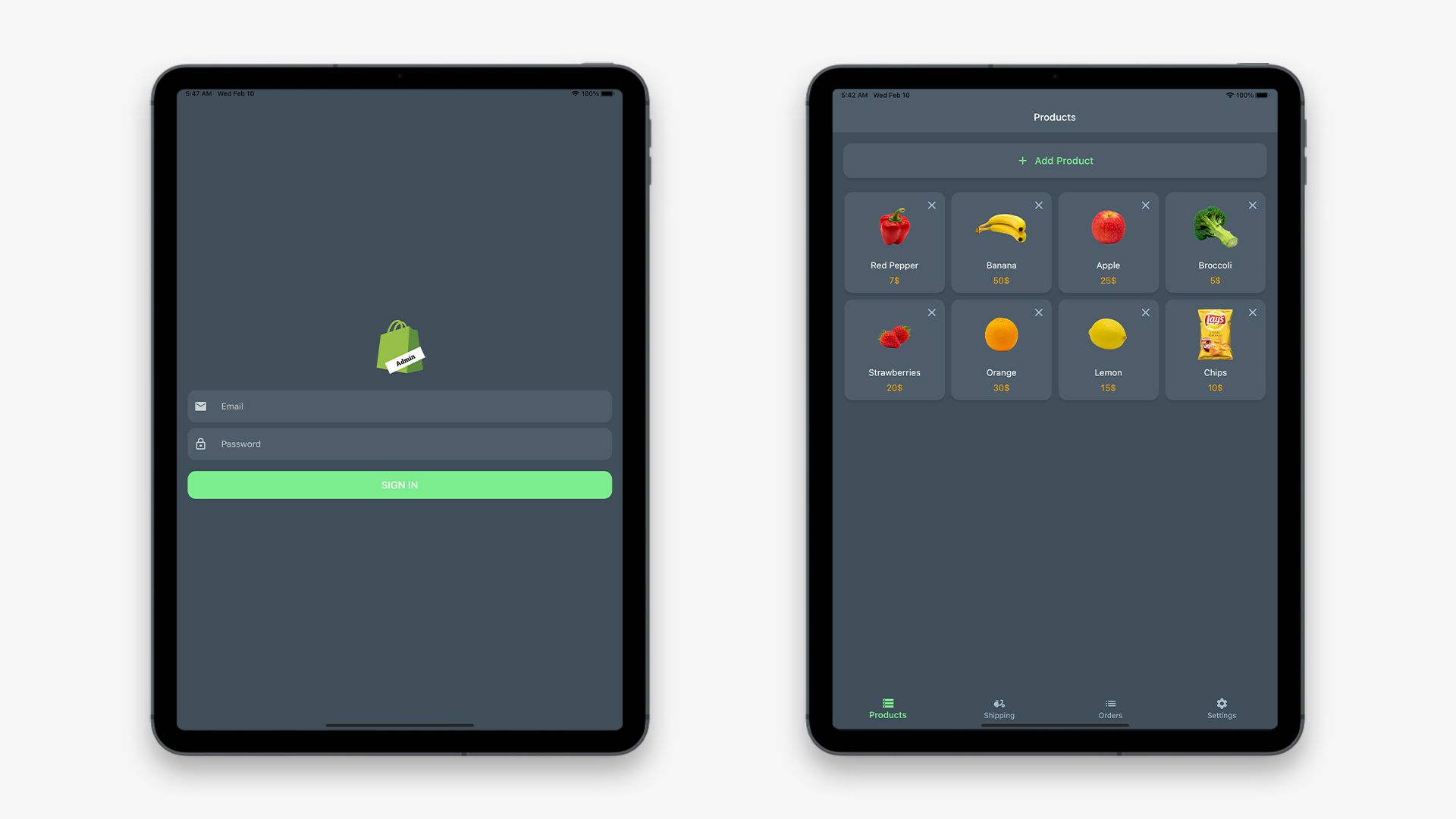 Flutter Grocery: Full Android + iOS eCommerce App - 24