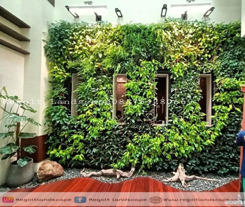 Jasa Vertical Garden Denpasar Bali