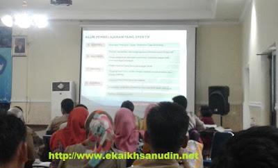 KEGIATAN TOT PEMBELAJARAN AKTIF GURU SD DI KARAWANG