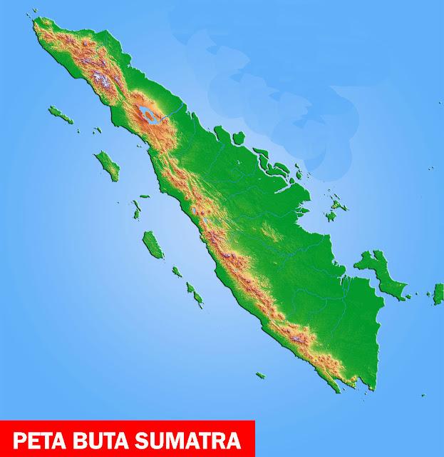 Gambar Peta Buta Sumatra