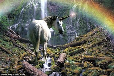 Ditemukan Fosil Asal Usul Makhluk Legenda Unicorn