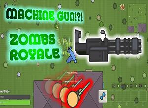 ZombsRoyale.io Best Guns