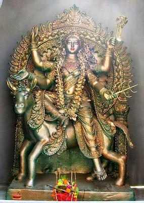 Goddess Kalratri Navratri Worship