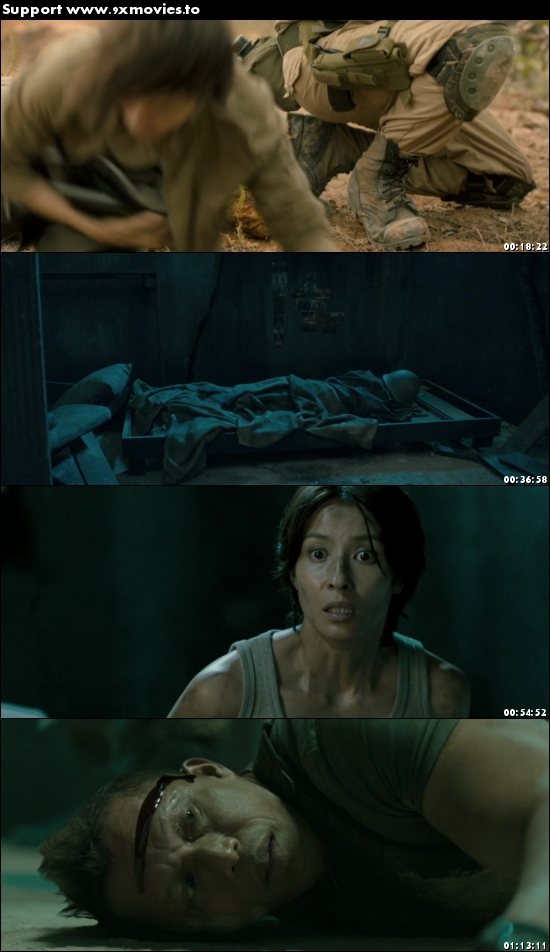 Dead Mine 2012 Dual Audio Hindi 480p BluRay 300mb