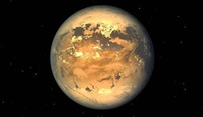 Ilmuwan Yakin, Planet Ini Mendukung Adanya Kehidupan Alien