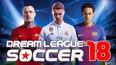 Dream League Soccer 2018 v5.052 [Apk Mod + Datos OBB]