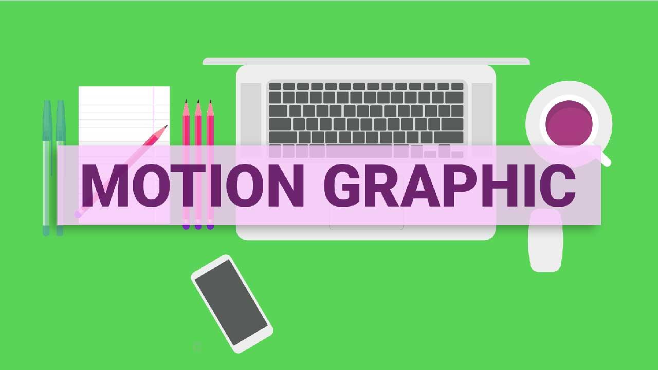 motion graphic adalah