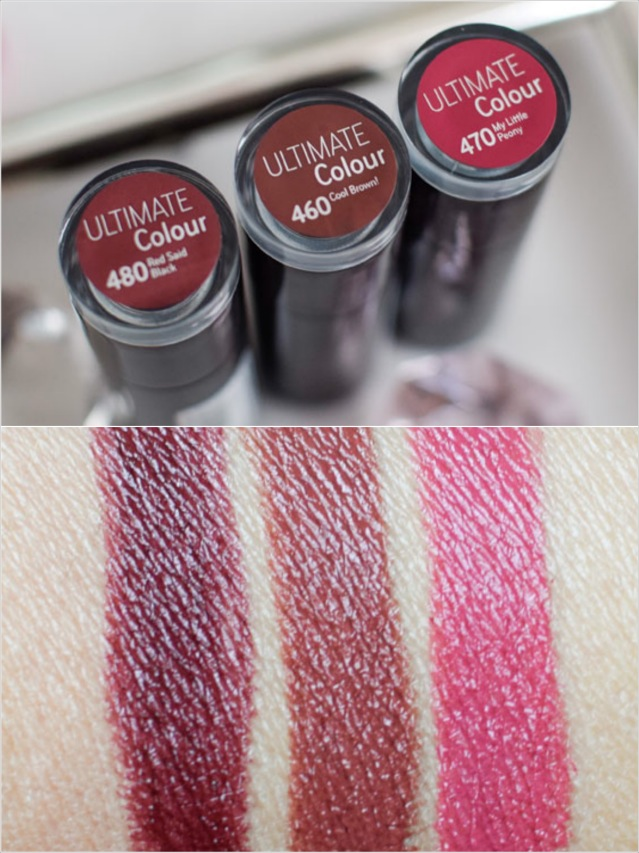 die Edelfabrik, Review, Catrice Ultimate Color, Swatch