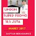 MULAI 18 JUTAAN TRAVEL BIRO PAKET UMROH MURAH PROMO di LAMPUNG