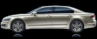 VW markasının en büyük sedanı