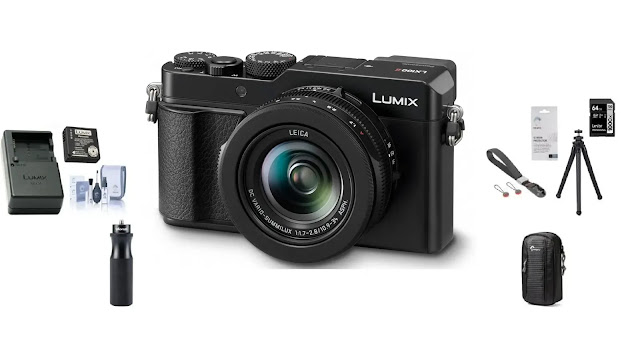 Panasonic Lumix DC-LX100 II review