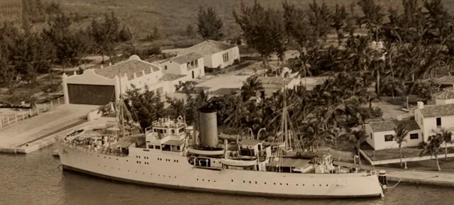 В 1920 г. Фишер обменял остров на роскошную яхту, которой владел частый гость этого райского уголка – Уилльям ван дер Билт,