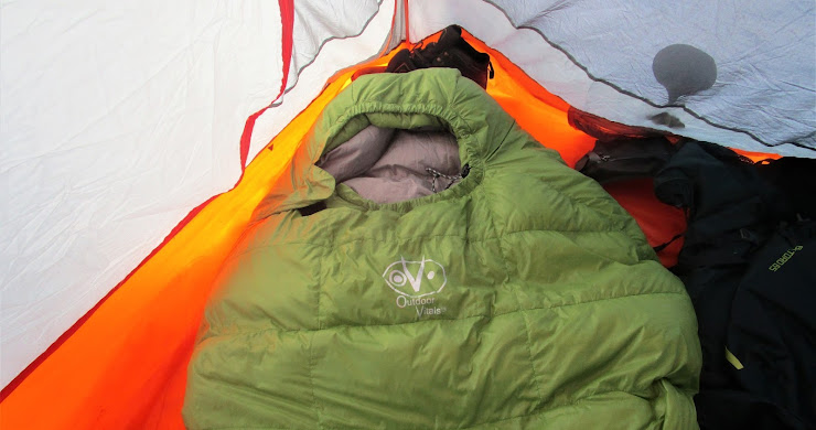 Gear Review: OutdoorVitals Summit 0
