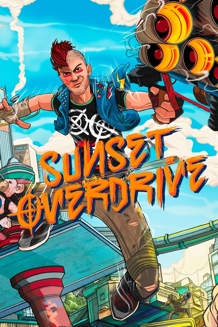Sunset Overdrive Torrent (PC)