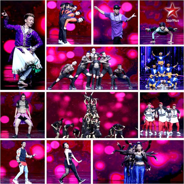 Dance Plus 2 (Dance+ 2) Top 12 Contestants, Team Shakti, Dharmesh and Punit With Photo