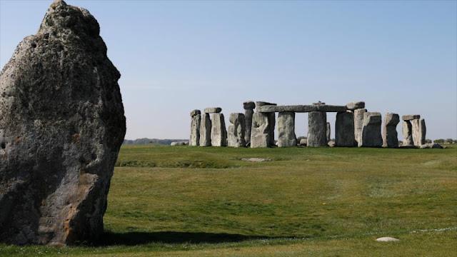 Descubren misterioso círculo prehistórico en el Reino Unido