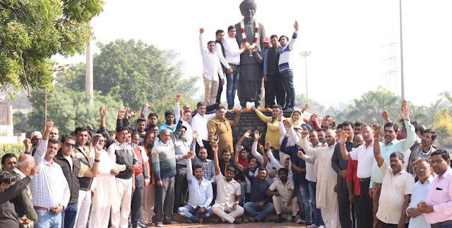 Congress leader Lakhan Kumar Singla commemorated Ranbir Singh Hooda