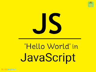 Hello World JavaScript Program