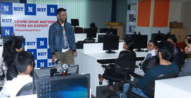 NIIT launches 'Future Ready Talent'– an initiative to skill the youth of Bangalore for the jobs of the future