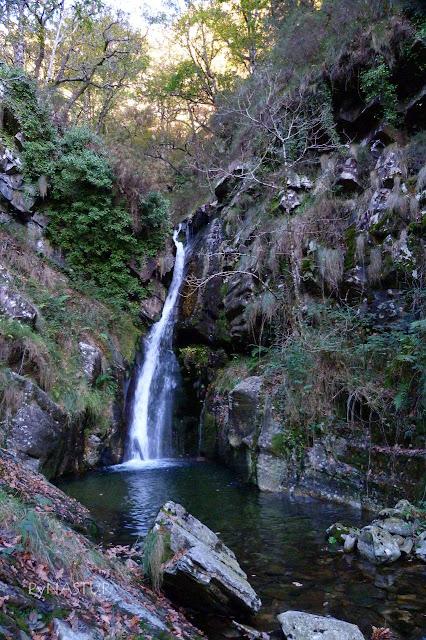 Cascada  Picón -  Ruta del Silencio - Los Oscos