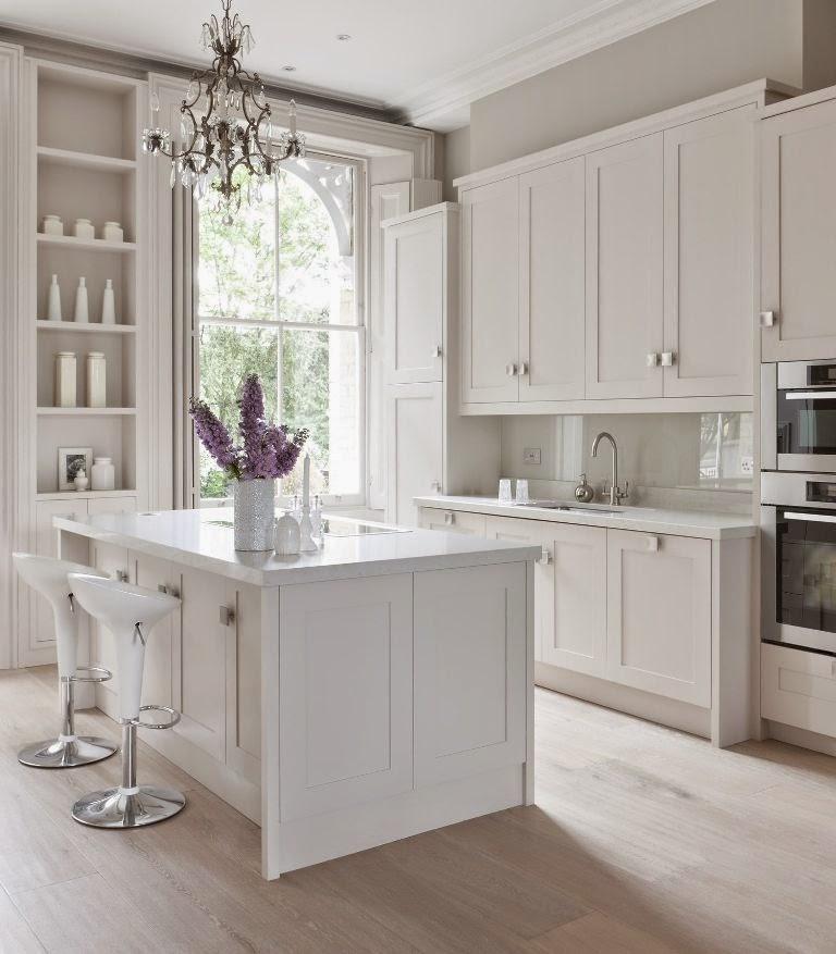 Romanticismo y funcionalidad - Cocinas con estilo