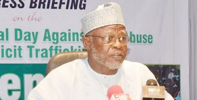 NDLEA Chairman says insurgency in North-East is fuelled by Tramadol abuse