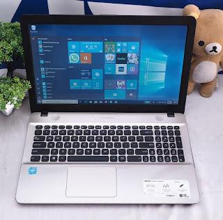 Laptop Bekas Asus X541S
