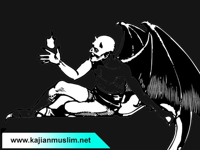 Kisah Iblis Menemui Nabi Muhammad Saw