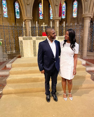 Nigerian Couple Remarries After Over 10 Years Of Separation And Divorce