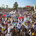 Tak Terduga, Kampanye PKS Brebes Ribuan Massa Membludak