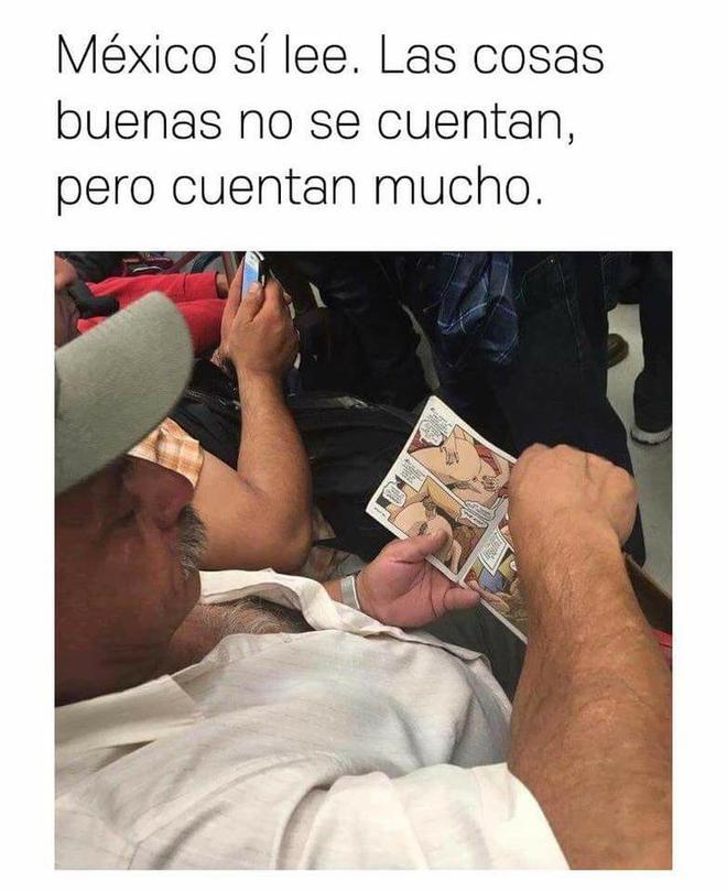 México sí lee