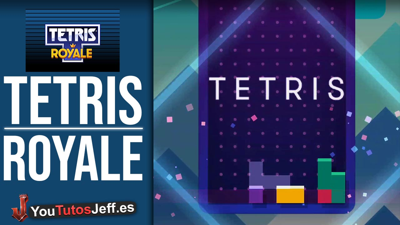 Descargar Tetris Royale para Android, Nuevo Battle Royale