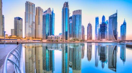 السياحية في دبي اكثر الاماكن التي يذهب الىها زوار دبي السياحية