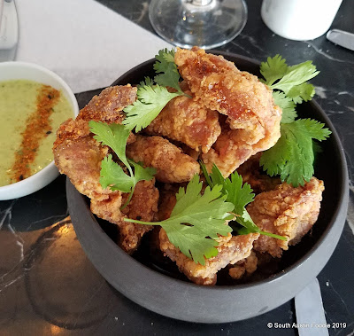 Kaisho Lounge at Yugen: Chicken Karaage