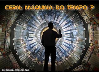 CERN maquina do tempo