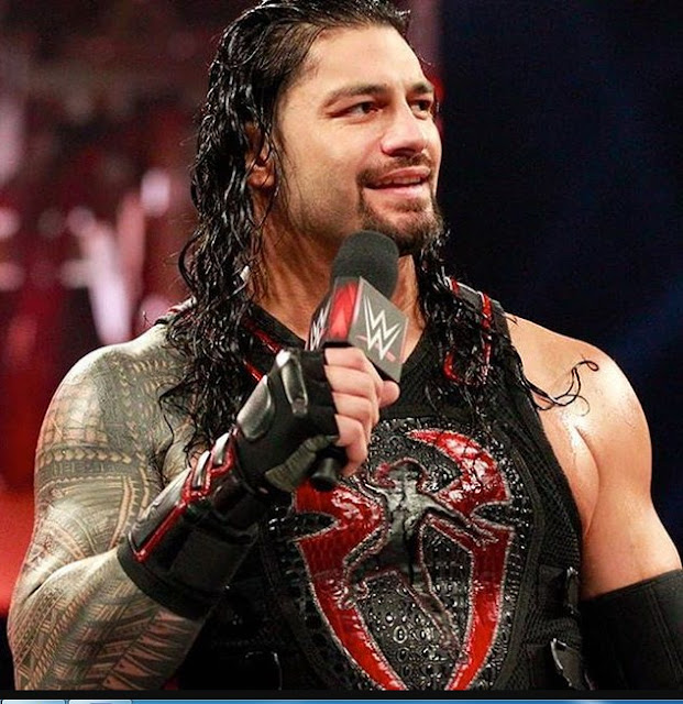 Tons of awesome Roman Reigns 2018 wallpapers to download