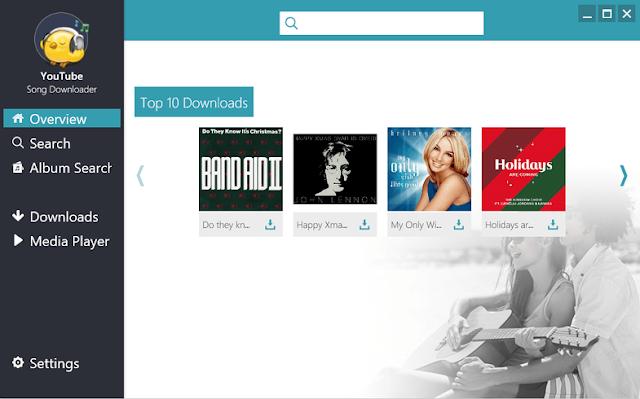 Screenshot Abelssoft YouTube Song Downloader 2020 v20.03 Full Version