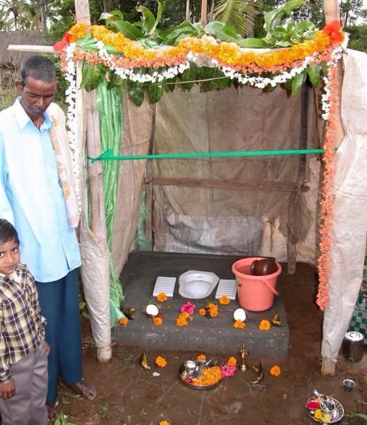 god of toilets india