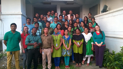 Technopark Kerala Allianz Team