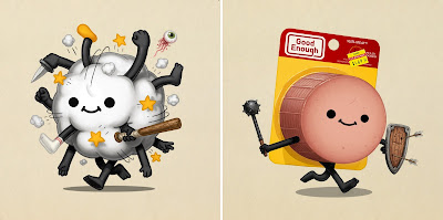 New Mikeland Timed Edition Prints by Mike Mitchell
