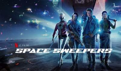 Space Sweepers 2021 Hindi Dual Audio Full Movie 480p