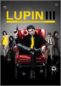 Lupin III: E o Coração Púrpura de Cleópatra
